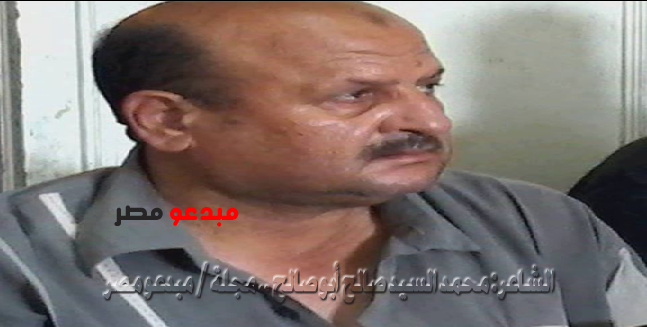الحبيب المصطفى / شعر : محمد السيد أبو صالح - مبدعو مصر