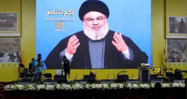 نصر الله: حزب الله لن يستخدم أموال وزارة الصحة لمصلحته الخاصة