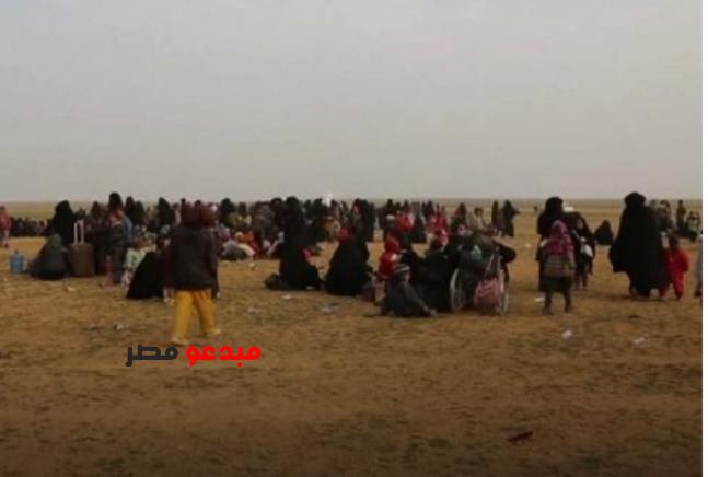 المقاتلون الأكراد السوريون يحاربون داعش في جيبها الأخير في شرقي سوريا - مبدعو مصر