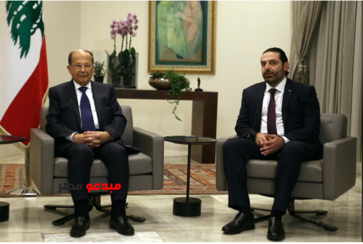 بالأسماء حكومة الحريرى حكومة وحدة وطنية وتسعى للاصلاح