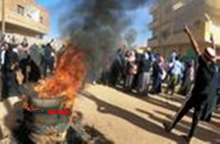 رويترز : الشرطة السودانية تطلق الغاز المسيل للدموع لتفريق مئات المحتجين في أم درمان - مبدعو مصر
