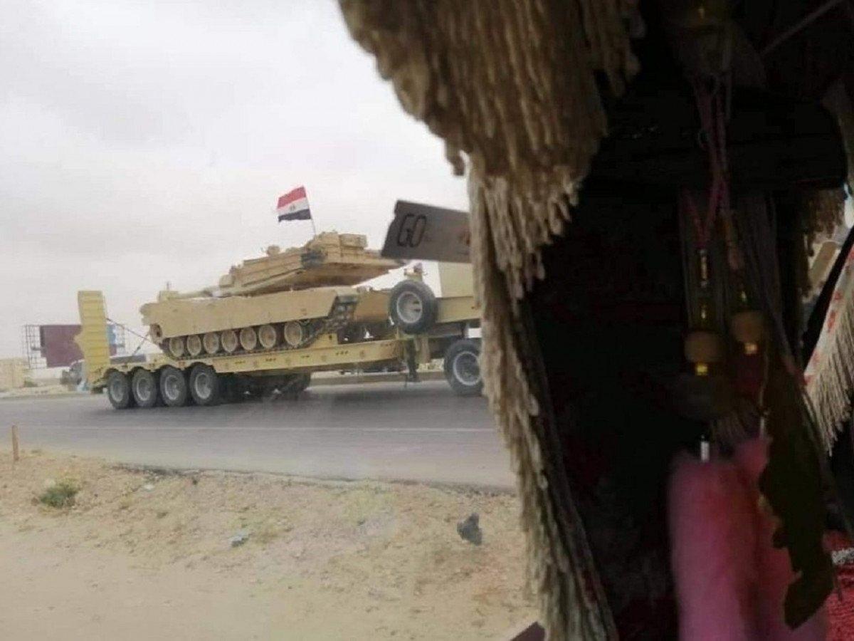 حقيقة تحركات القوات المصرية